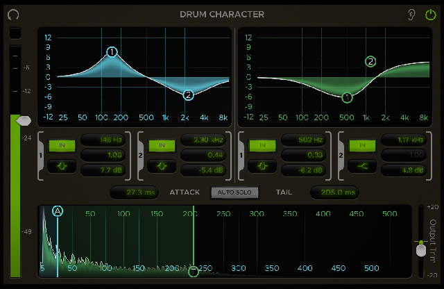 All-In-One Drum Mixing Plug-in