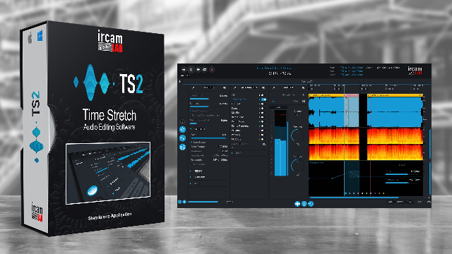Audio Editing / Time Stretch App Updated