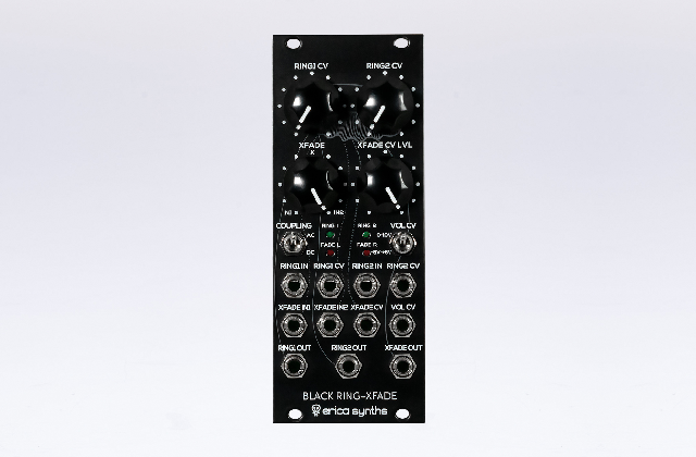 Erica Synths Debuts Sound Shaping Module