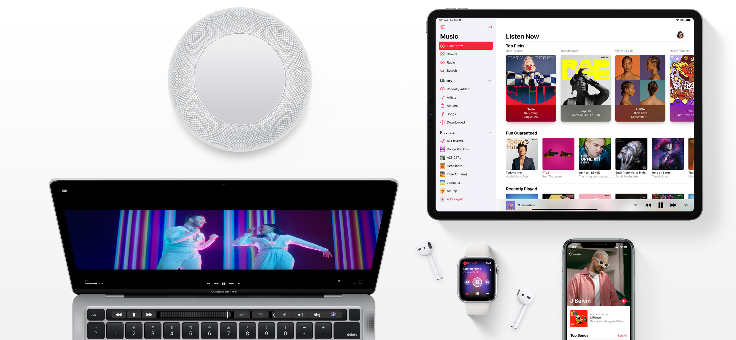 Apple Music Announce Spatial And Lossless Audio