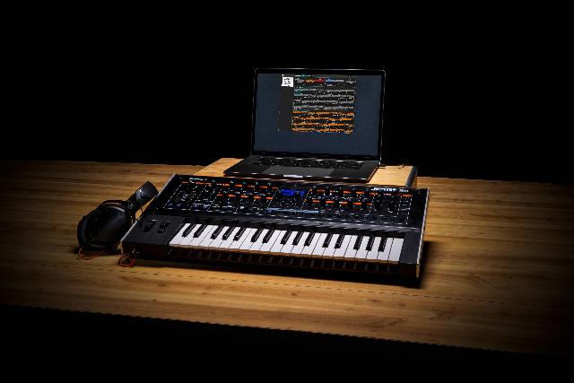 Roland Releases Free JUPITER-X Editor