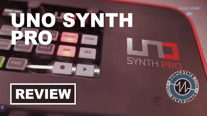 Sonic LAB: UNO Synth Pro Review