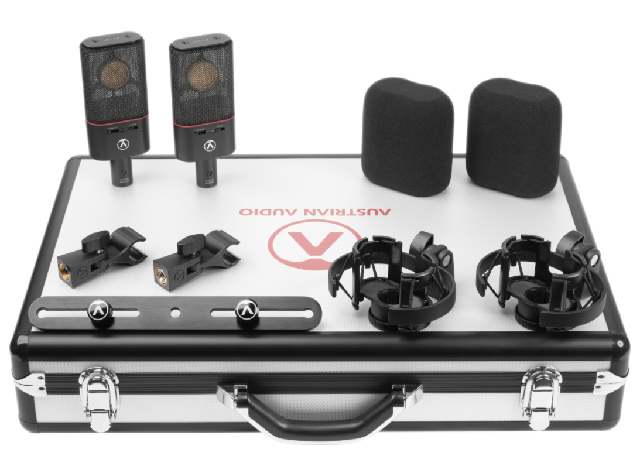 Austrian Audio Releases Stereo Pair