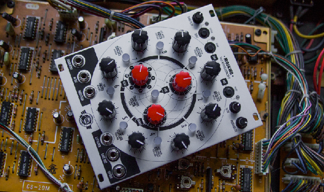 New Version Of Rotary Sequencer Module
