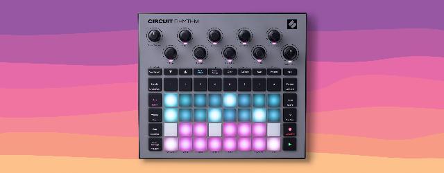 Novation Introduces Circuit Rhythm
