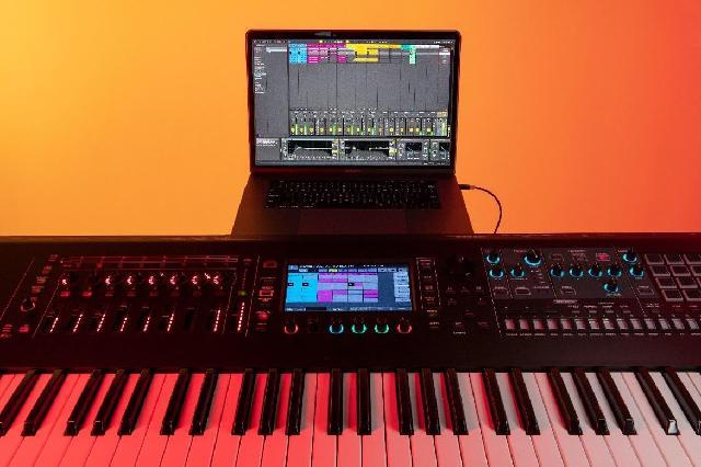 Roland Updates FANTOM Synthesizer Series