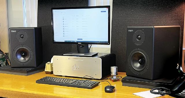 Ocean Way Audio Intros Pro3 Reference Monitor