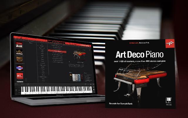Free Piano For Sampletank