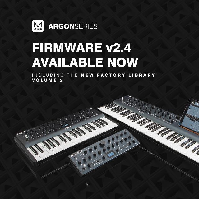 Modal ARGON Synth Gets An Update