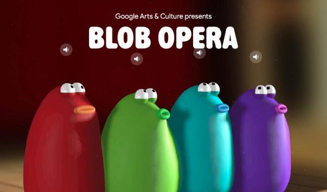 The Blob Opera