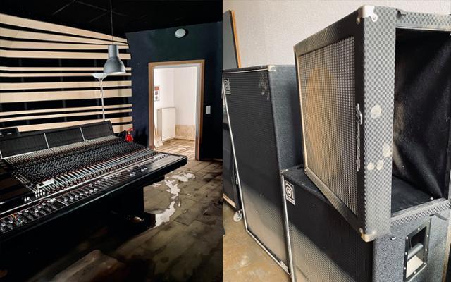 Brainworx Studio Flooded