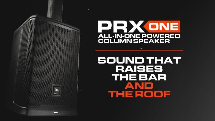 Portable PA System With Remote Control