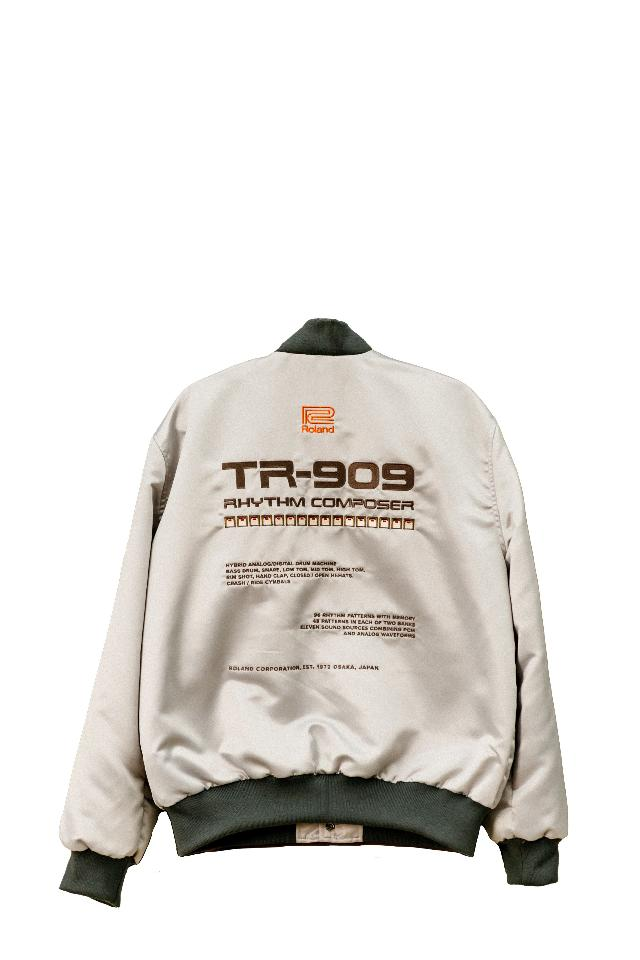 Celebrate The TR-909 In Clothing