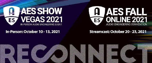 AES Announces Details Of October Events