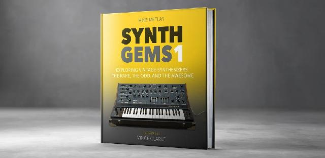 A Visual Exploration Of Vintage Synths