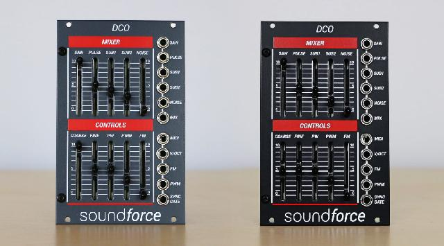 SoundForce Announces Two Eurorack Modules