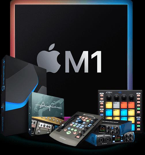 PreSonus Announces Full Native Support For Apple Silicon-based Macs