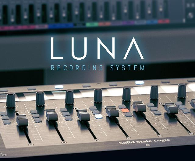 Universal Audio Announces LUNA v1.2