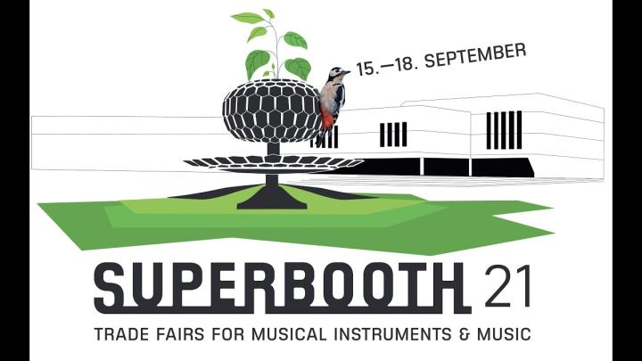 Superbooth 21: Official LiveStream Day 3 Live Today