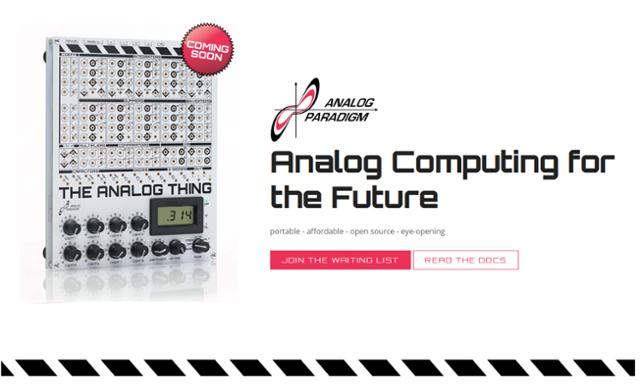 The Analog Thing: A High-Quality, Low-Cost Analog Computer