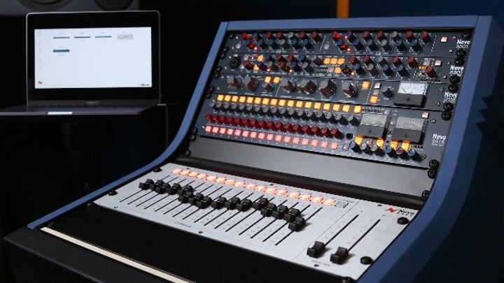 Neve Releases Improved Recall Software
