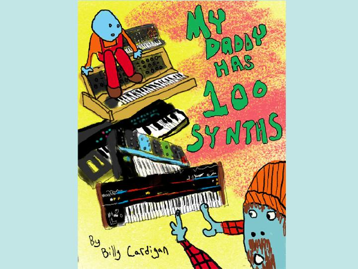 My Daddy Has 100 Synths