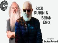 Rick Rubin Interviews Brian Eno