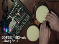 Nintendo Game Controllers Sending MIDI