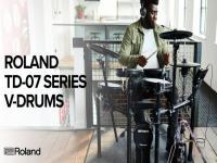 New Roland V-Drums