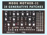 Generative Patches For Moog Mother-32