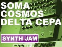 Friday Fun: Soma Cosmos and Delta Cep-A