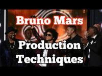 Bruno Mars 24K Magic Production Techniques