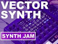 Friday Fun: Vector Synth Jam