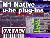 Sonic LAB: A Look At u-he's M1 Native Plug-ins