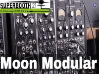 Superbooth 21: Moon Modular 5u Delay Units and More