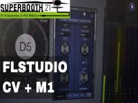 Superbooth 21: FL Studio Fruity CV Control - M1 Native
