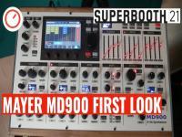 Superbooth 21: Mayer MD900 X-VA