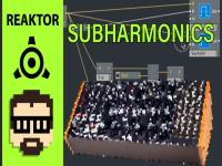 Building A Subharmonic Synth In Reaktor
