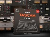 TASCAM Tape Machines As Plug-Ins