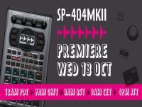 Roland Announces SP-404MKII Sampler