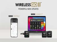 RØDE Updates Wireless GO II