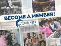 Support The Bob Moog Foundation
