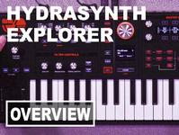 Sonic LAB: Hydrasynth Explorer Overview