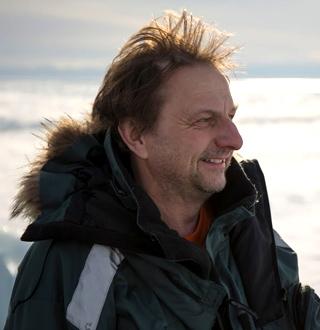 WWF Polar biologist Tom Arnbom