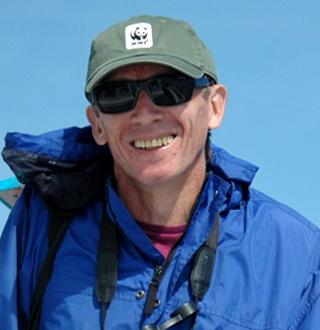WWF conservationist Anatoliy Kochnev