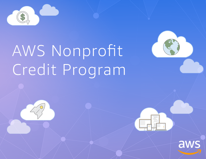 How to Support Your Nonprofit's Goals with AWS Credits | AWS