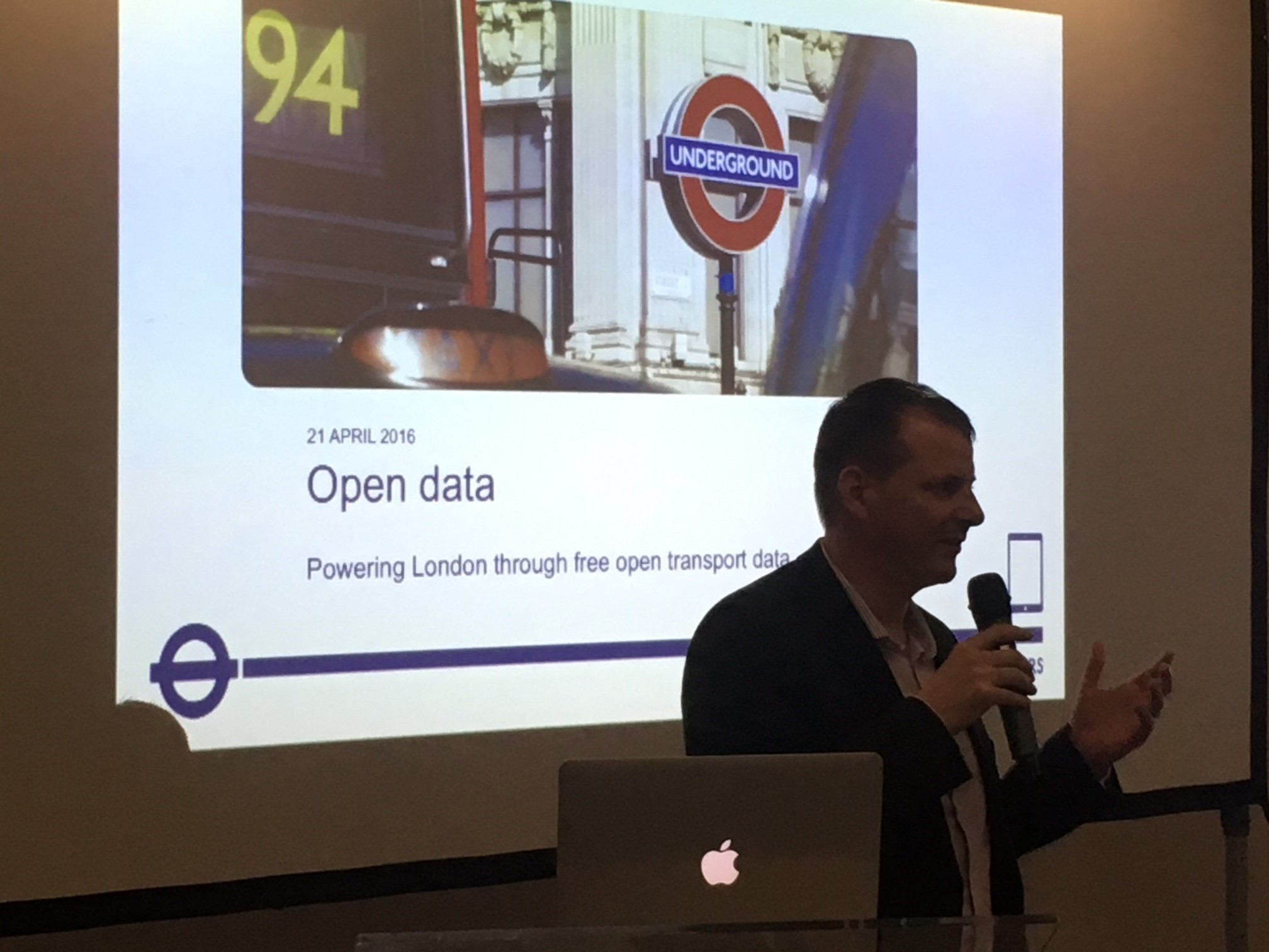 Technology Management Image: New Transport For London Open Data Sets Available
