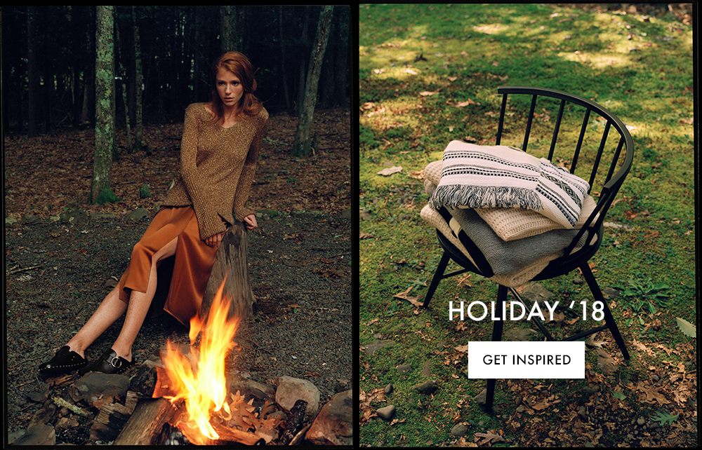 HOLIDAY EDITORIAL