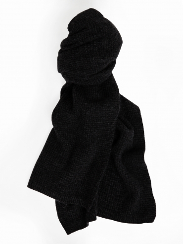 Mens Cashmere Thermal Scarf
