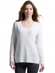 Cashmere Soft V Neck